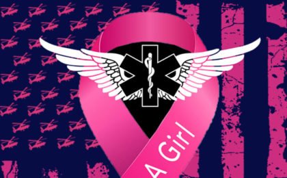 "Announcing The ""Fly Like A Girl"" Breast Cancer Awareness 5th Anniversary Design"
