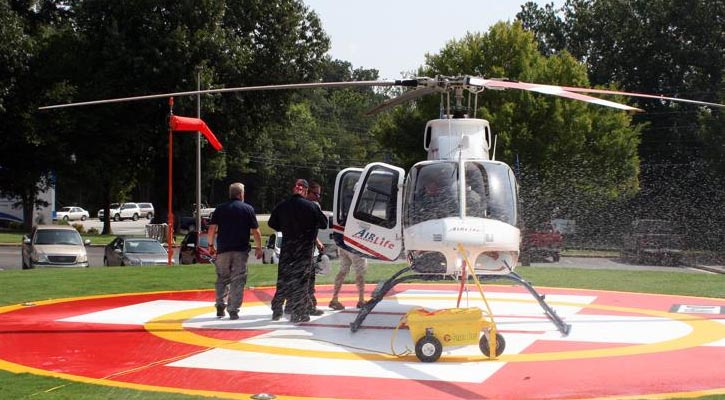 Air Methods Ceases Helicopter Operations In Rome Today Ems Flight Safety Network